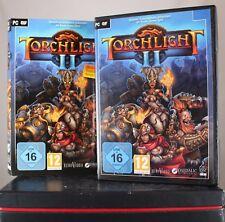 Torchlight II (Daedalic, Runic Games, PC, 2012) komplett, wie neu