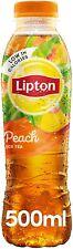 Lipton Ice Tea Peach/Lemon/Raspberry/Mango Flavored Natural ice tea-500 ml