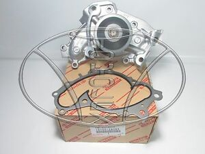 LEXUS TOYOTA ES300 RX300 ES330 CAMRY V6 NEW TOYOTA OEM WATER PUMP 16100-29085