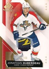 Jonathan Huberdeau 2015-16 SP Game Used Gold Spectrum Materials #86 /49! SICK!
