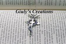 Collana simbolo alchemico Edward Elric Fullmetal Alchemist Manga Croce Serpente