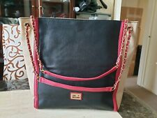 ladies LOVE MOSCHINO faux leather hand bag shoulder tote bag