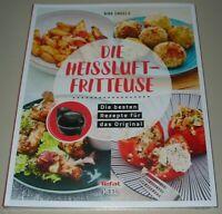 Engels:Die Heissluft Fritteuse Die besten Rezepte für das original Koch Buch RAR