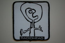 Radiohead Sewn Patch (SP1155) Rock Oasis Pablo Honey OK Computer Keane Verve