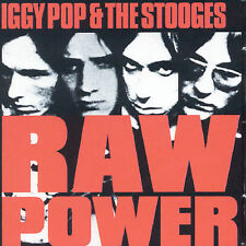 Raw Power [Neon] by The Stooges (CD, Nov-2000, Neon)