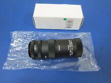 Boxed Vm100 C Mount Tv Lens Extension Tube Set, 10mm, 20mm, 40mm