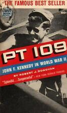 PT 109 - John Kennedy In World War II by Robert J. Donovan - PB, 1962