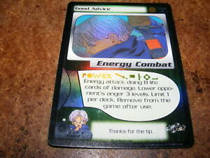 Good Advice Foil Dragonball Gcc Card