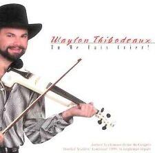 New: Thibodeaux, Waylon: Tu Me Fais Crier  Audio Cassette