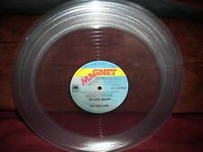 """Magnet """"In Love Again/Golden Arm""""12""""EP PROMO Clear Vnyl"""