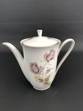 Mid-Century Modern porcelain coffee pot, Hutschenreuther Arzberg Bavaria, 1950's