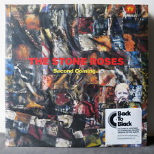 STONE ROSES 'Second Coming' 180g Vinyl 2LP + Download NEW/SEALED
