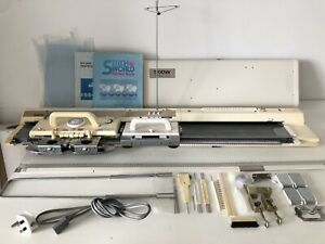 Brother Electronic KH-950i Knitting Machine- Serviced And Working Well
