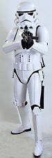 3STORM TROOPER STAR WARS EMPIRE LIFE SIZE FIGURE ON QUALITY CANVAS 6 FEET TALL