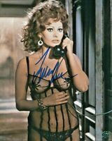 Sofia Loren signed 8X10 Photo with COA.