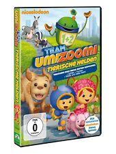 TEAM UMIZOOMI:V3 ANIMAL HEROES (Linda Beck, Brandon Espinoza) DVD NEU