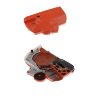 2pcs Chainsaw Parts Clutch Sprocket Cover Fits for   455, 455E, 460