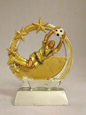 RS-12 Fußball-Trophäe, Torwart  Wander-Pokal Gravur Pokale  Award Auszeichnung