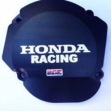 Billet Honda cr 250 Ignition Cover Case satin black 02-07 uk made