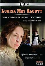 Louisa May Alcott: The Woman Behind Little Women (DVD, 2015)