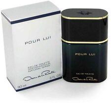 Pour Lui by Oscar De La Renta Eau de Toilette Spray for Men 3 oz