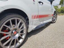 quality design ab892 45552 Minigonne in fibra di carbonio per auto tuning ed elaborate ...