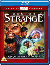 DR STRANGE (Blu-ray) (New)