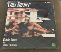 "Tina Turner - Private Dancer (Nutbush City Limits) 12"" Vinyl 1983"