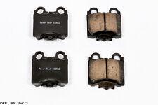 Disc Brake Pad-Evolution Ceramic Rear Power Stop 16-771