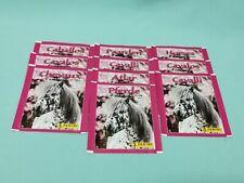 Panini Pferde Reise durch die Welt der Farben Sticker 10 Tüten / 50 Sticker
