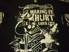 Ed Hardy Shirt ( Used Size XXL ) Very Good  Condition!!!