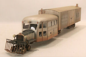 On3 BRASS KTML RIO GRANDE SOUTHERN GALLOPING GOOSE FREIGHT RAILCAR #5 PAINTED