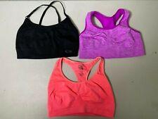 LOT 3x Sports Bras, Target, Victoria Secret Size Small