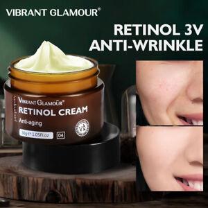 Retinol Face Cream Anti-Aging Remove Wrinkle Firming Lifting Whitening Brighteni