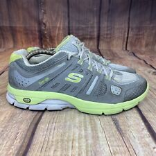 Skechers Glide Champion Tone Up Shoes Women Size 8 Sneakers 11770