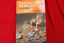 CATALOGUE OF THE WORLDS MOST POPULAR COINS,12'TH EDITION, 580 PAGE COIN RESOURCE
