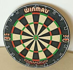 WINMAU Diamond Plus Bristle Bart Board Dynamic Wire Design  - New Unboxed Unused