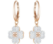 Swarovski 5420249 Latisha Pierce Earrings Rose Gold tone  RRP $129