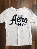 Women's XS white Aeropostale T shirt