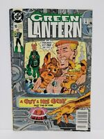 Green Lantern #10 - DC comics March 1991 - actual pictures - FN