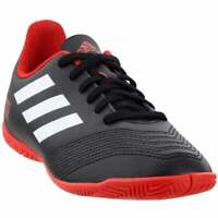adidas Predator Tango 18.4 Indoor    -  Kids Boys Soccer Cleats     - Black -
