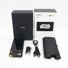 SONY Walkman NW-ZX2 STAR WARS High-Resolution Collection Limited USED