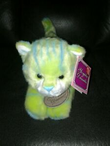 Russ Yomiko Dreamers Green Tabby Cat - New With Tags