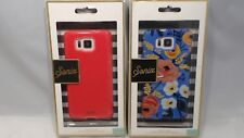 Sonix Cover for Samsung Galaxy Alpha Inlay Case Poppy Pink or Primrose