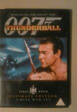 Thunderball (2-Disc ultimate edition)  JAMES BOND.  new - not sealed.