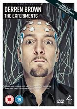 Derren Brown - The Experiments (DVD, 2012)
