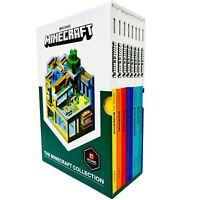 The Minecraft Collection 8 Books Box Set (Minecraft Guides)
