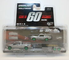 Greenlight 1/64 Scale 31030-C - Gone In 60 Seconds - Hitch & Tow Set -Chase Cars