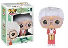Funko-POP TV: Golden Girls-Sophia Totalmente Nuevo En Caja