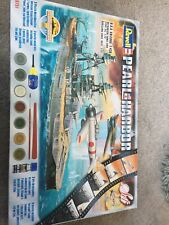 REVELL MIXED scale 'PEARL HARBOUR' 3 x MODEL SET